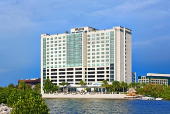 The Westin Tampa Bay - Exterior