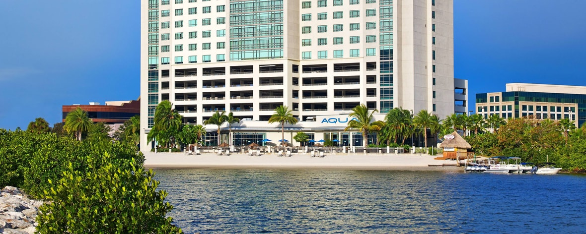 The Westin Tampa Bay - Esterno