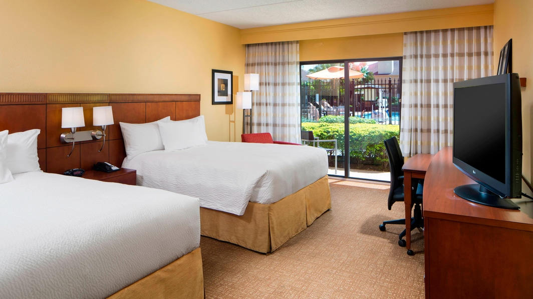 Two Queen Room Hotel Tampa