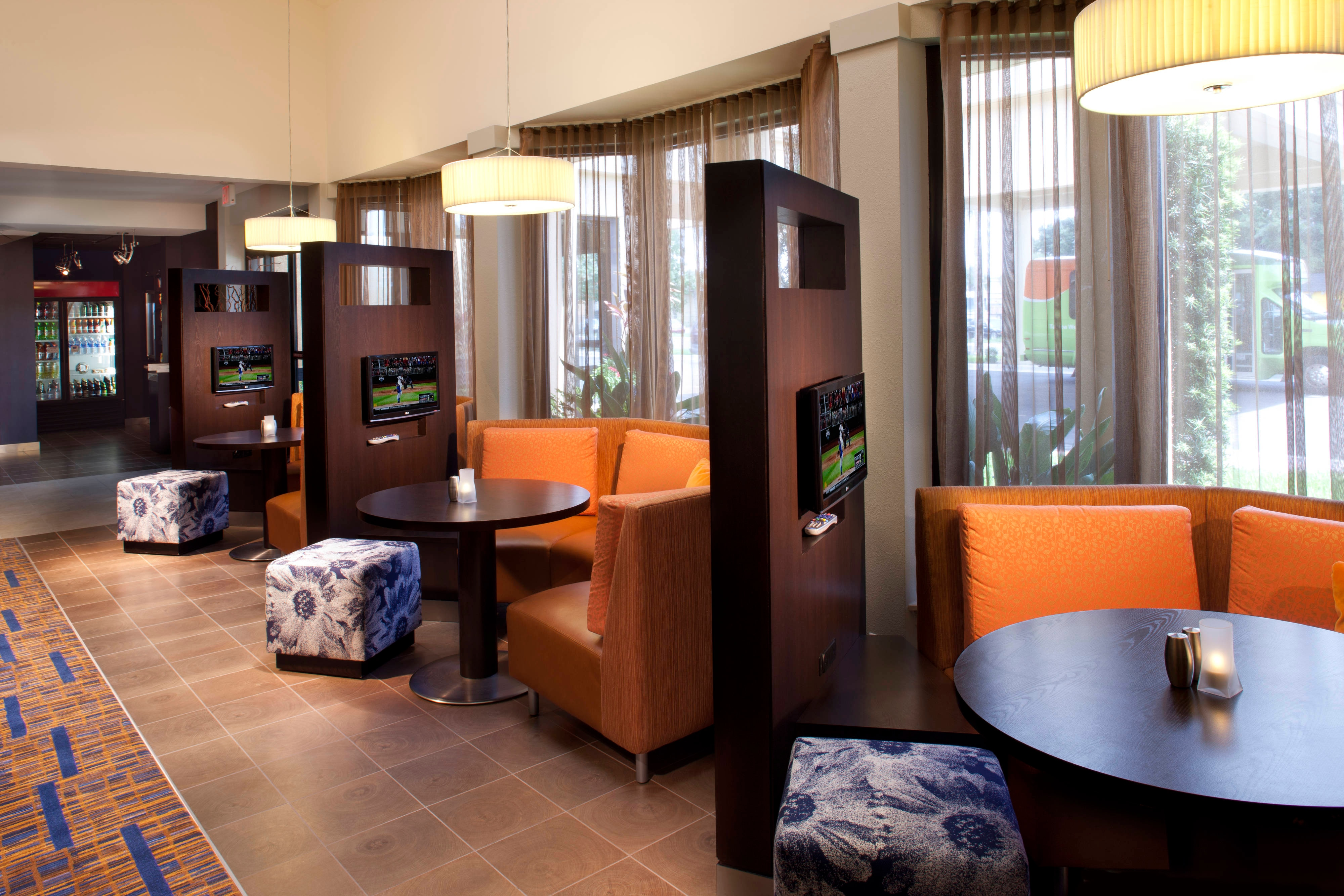 TPA Airport Hotel Media Pods