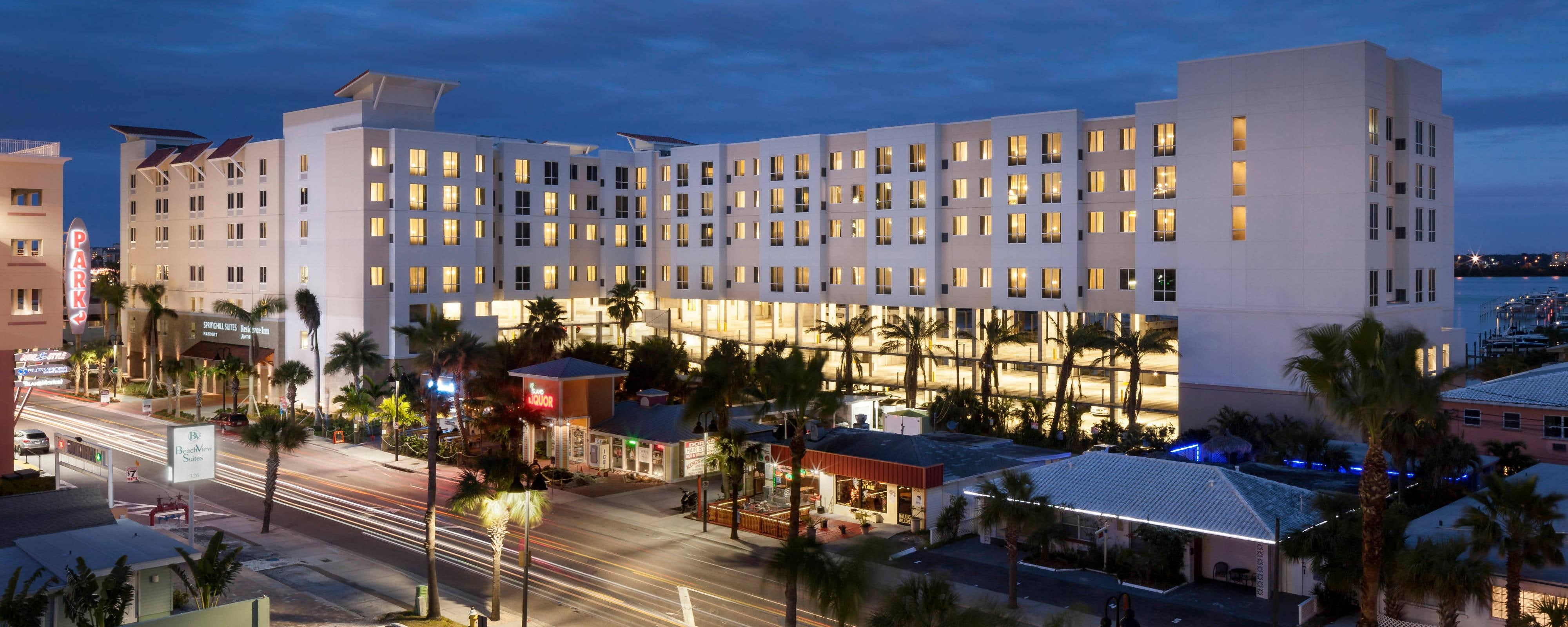 Hotels In Clearwater Beach Florida Residence Inn Clearwater Beach