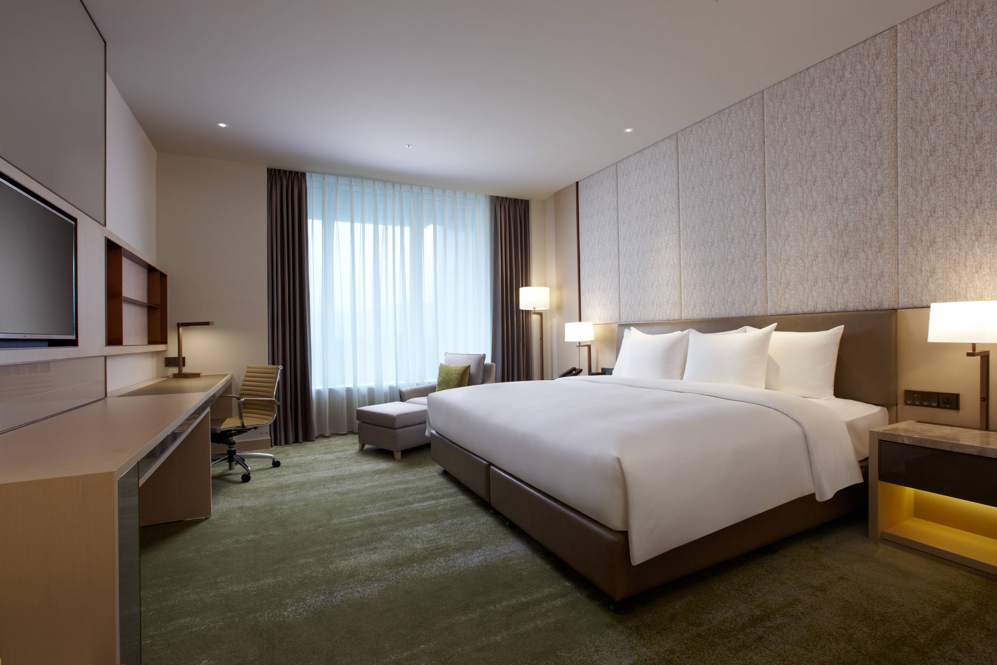 Courtyard by Marriott Taipei - Superior Room
