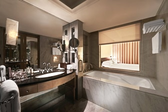 Ambassador Suite-Bathroom