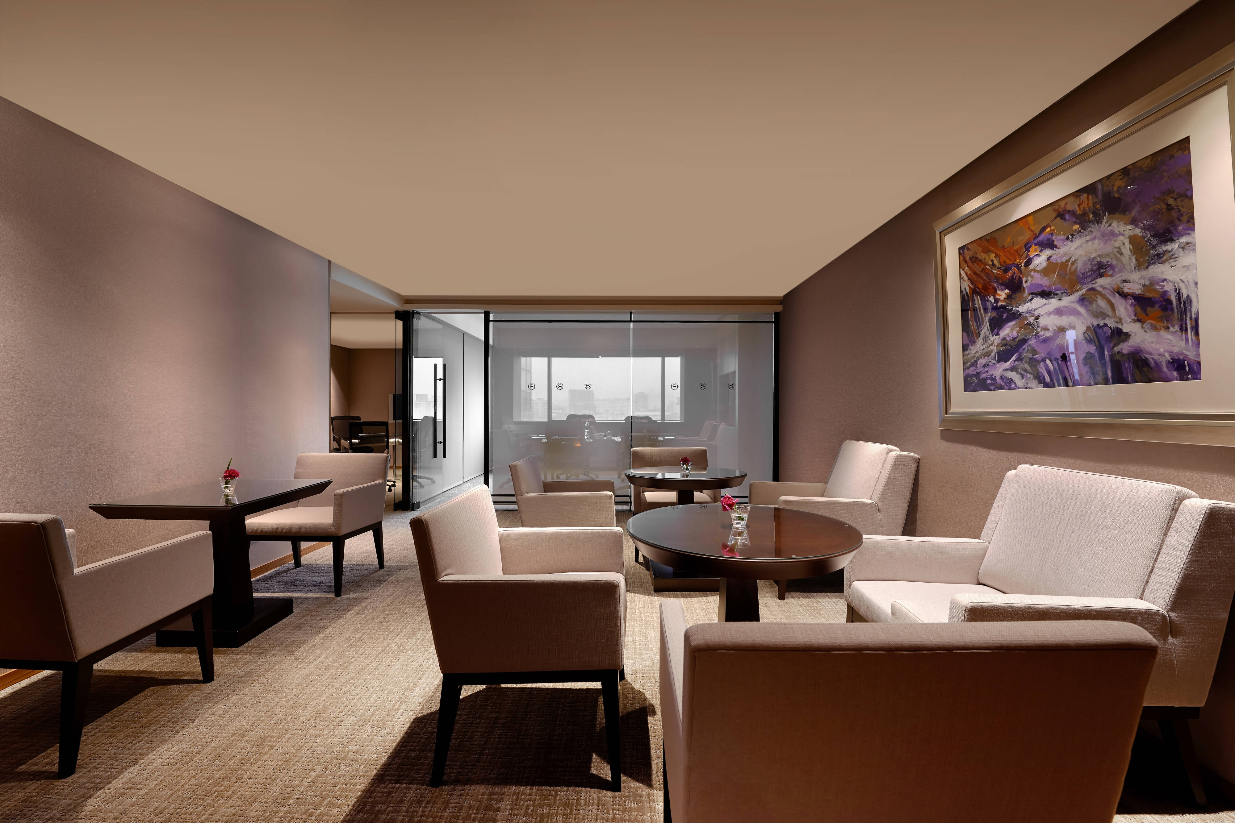 Sheraton Club Lounge - Meeting Room
