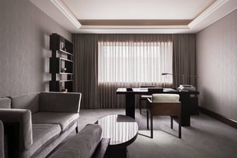 Presidential Suite - Study