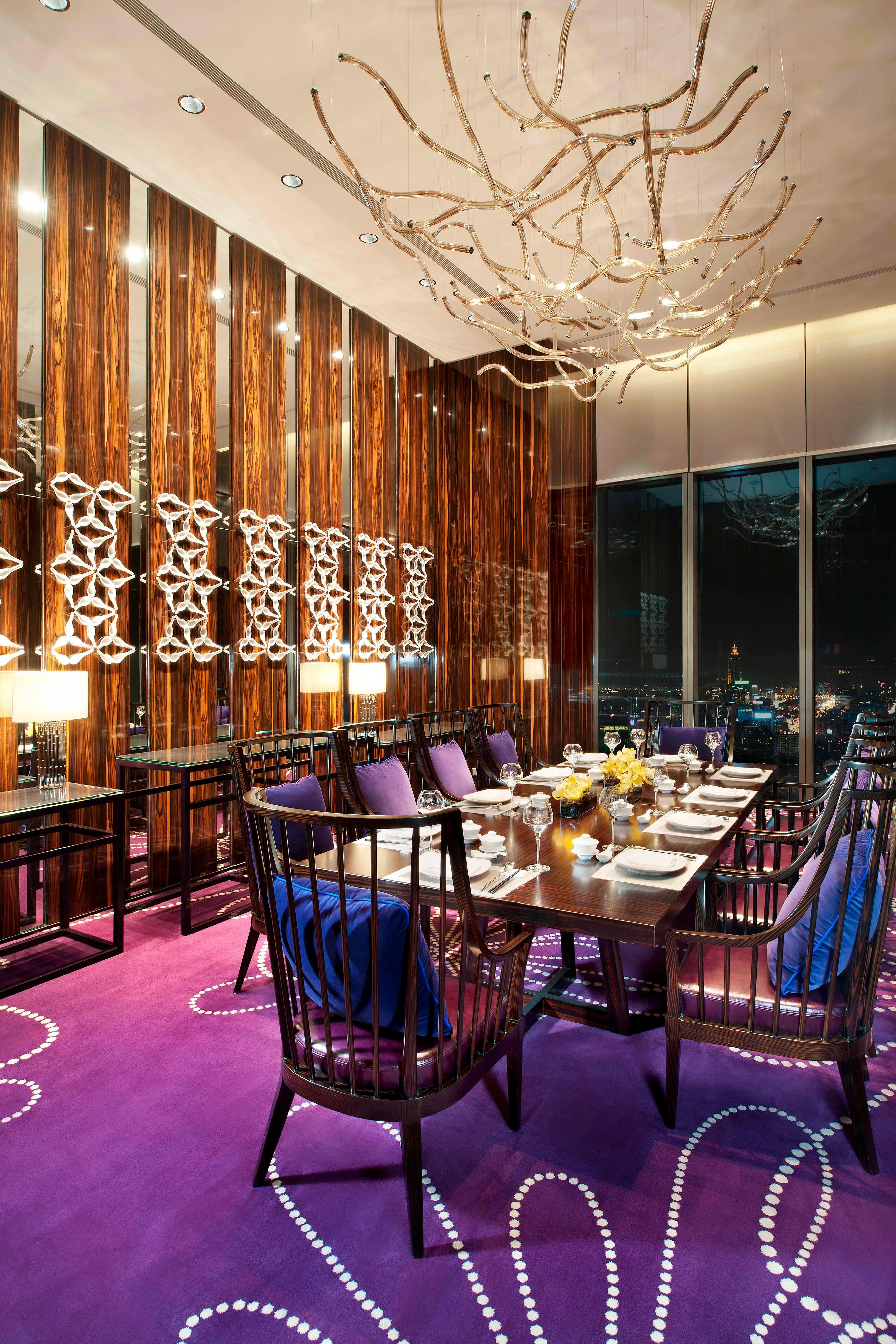 YEN Chinese Restaurant Private Dining―Moon Room