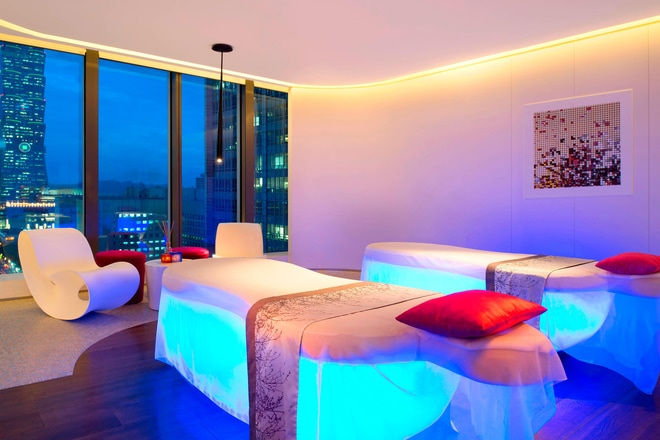 AWAY Spa―Double Delight Room