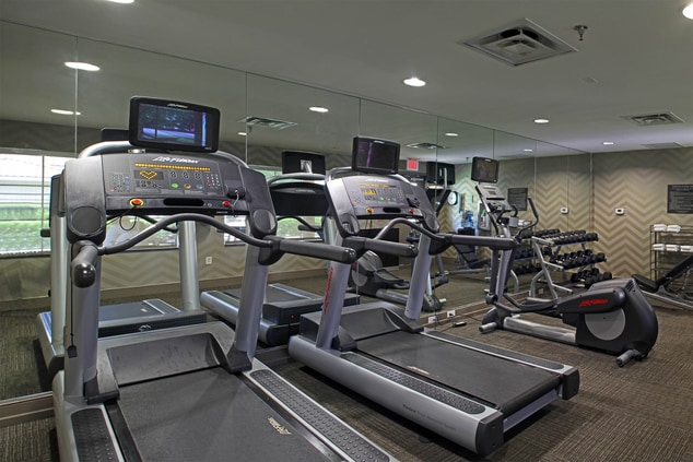 Temple Texas Hotel Fitness Center