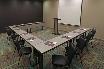 Temple Texas Hotel Meeting Room