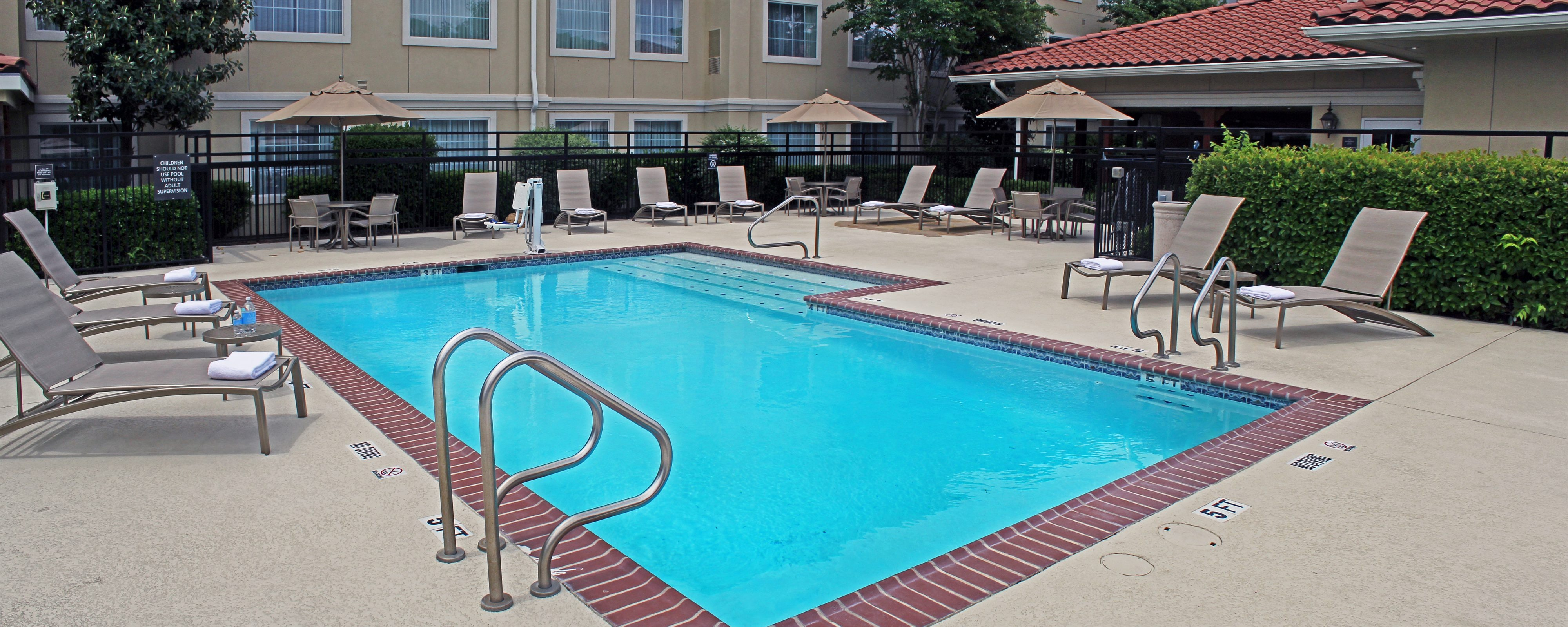 Temple Texas Hotel Outdoor Pool