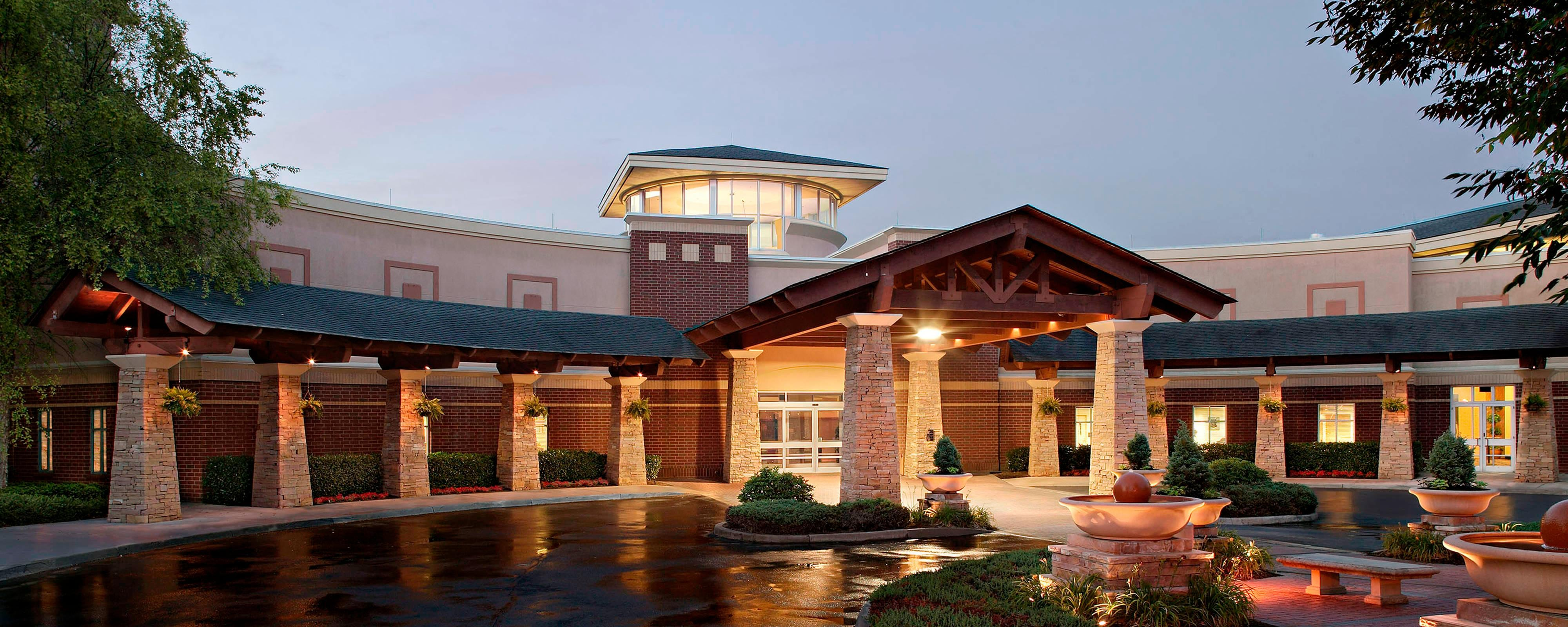 Kingsport Hotel | MeadowView Marriott Conference Resort & Convention ...