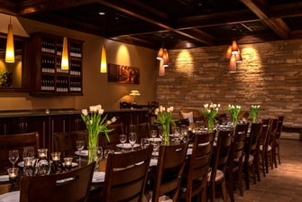 Fieldstone Cellar - Event Setup