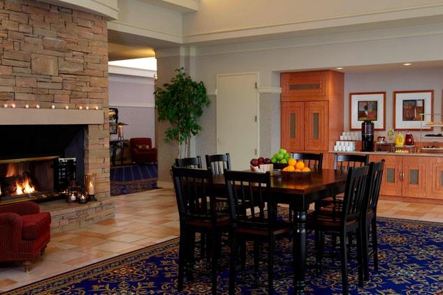Fireside Foyer