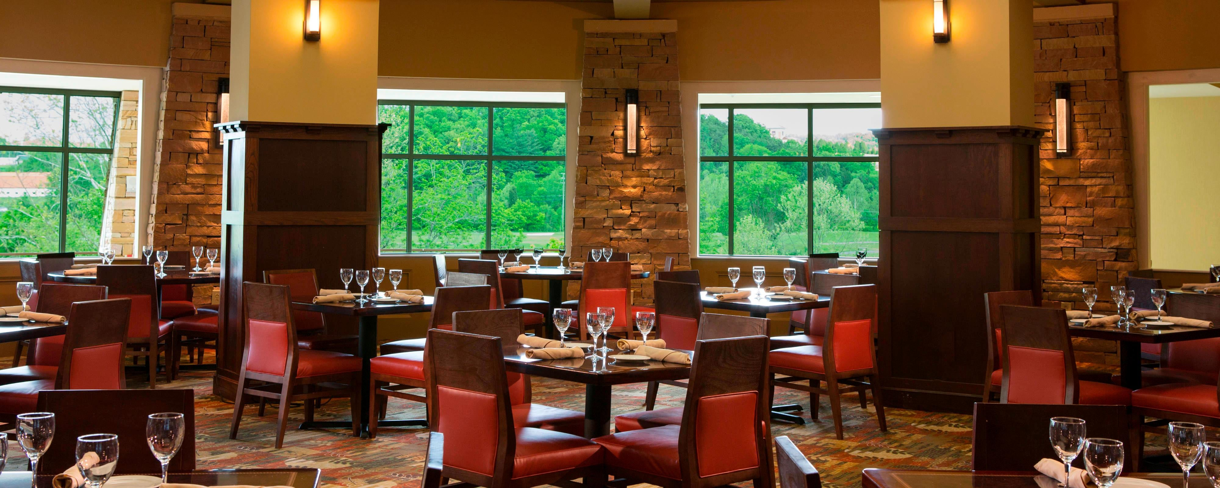 Kingsport Restaurants | MeadowView Tennessee Resort
