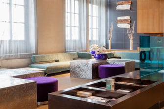 Hotels with spa in turin ac hotel torino for Hotel design torino