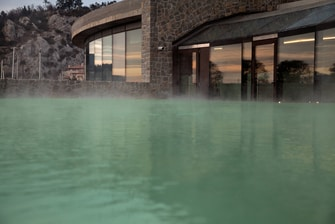 Spa - Outdoor Pool