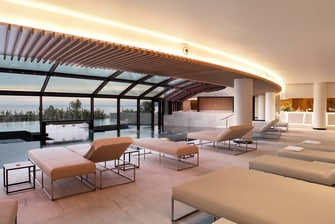 Panoramic Relax Area