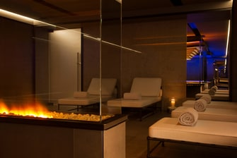 Spa - Relaxing Area