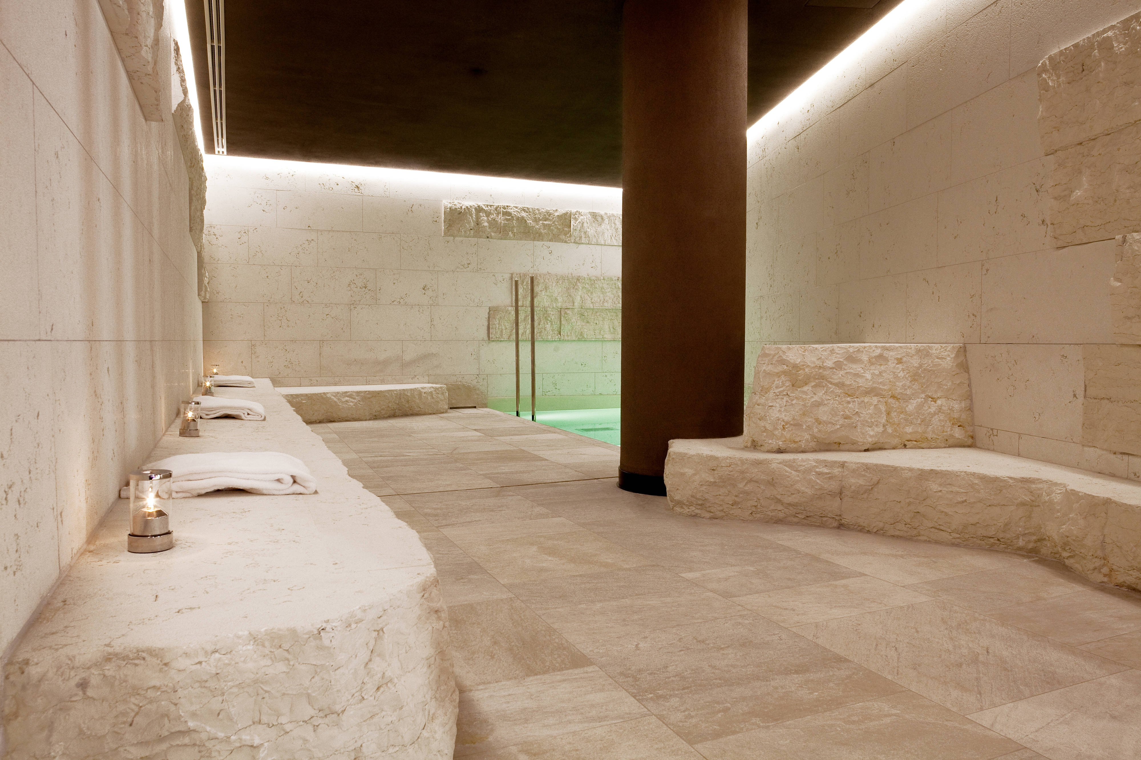 Spa Relax Area