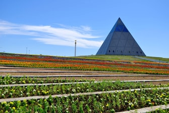 Palace of Peace in Astana