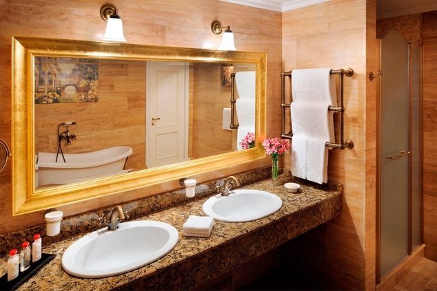 Royal Suite in the Marriott Astana Hotel