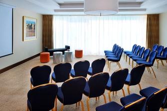 Конференц-зал в отеле Астана Марриотт