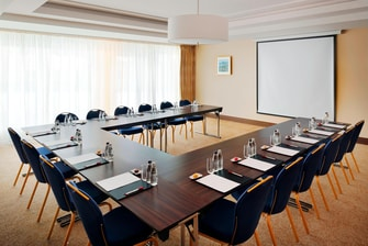 Meeting room in Astana