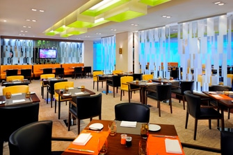 Aroma Restaurant in Astana Marriott