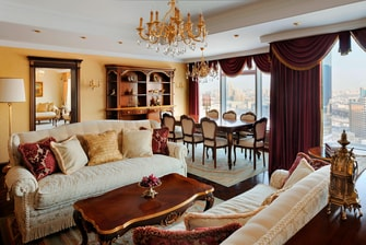Royal Suite in Astana