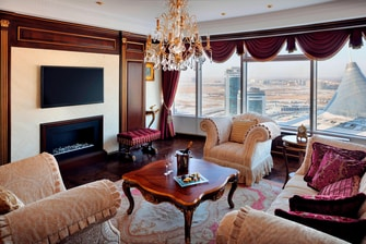Presidential Suite in Astana