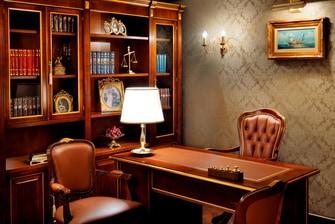 Президентский люкс в Астане