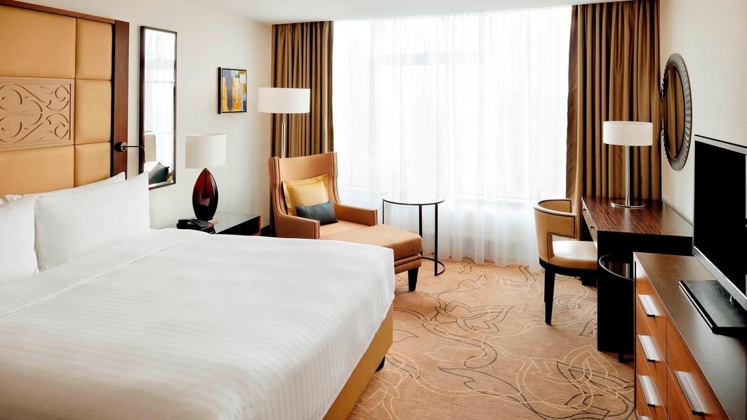 Estancia prolongada en Astana Marriott