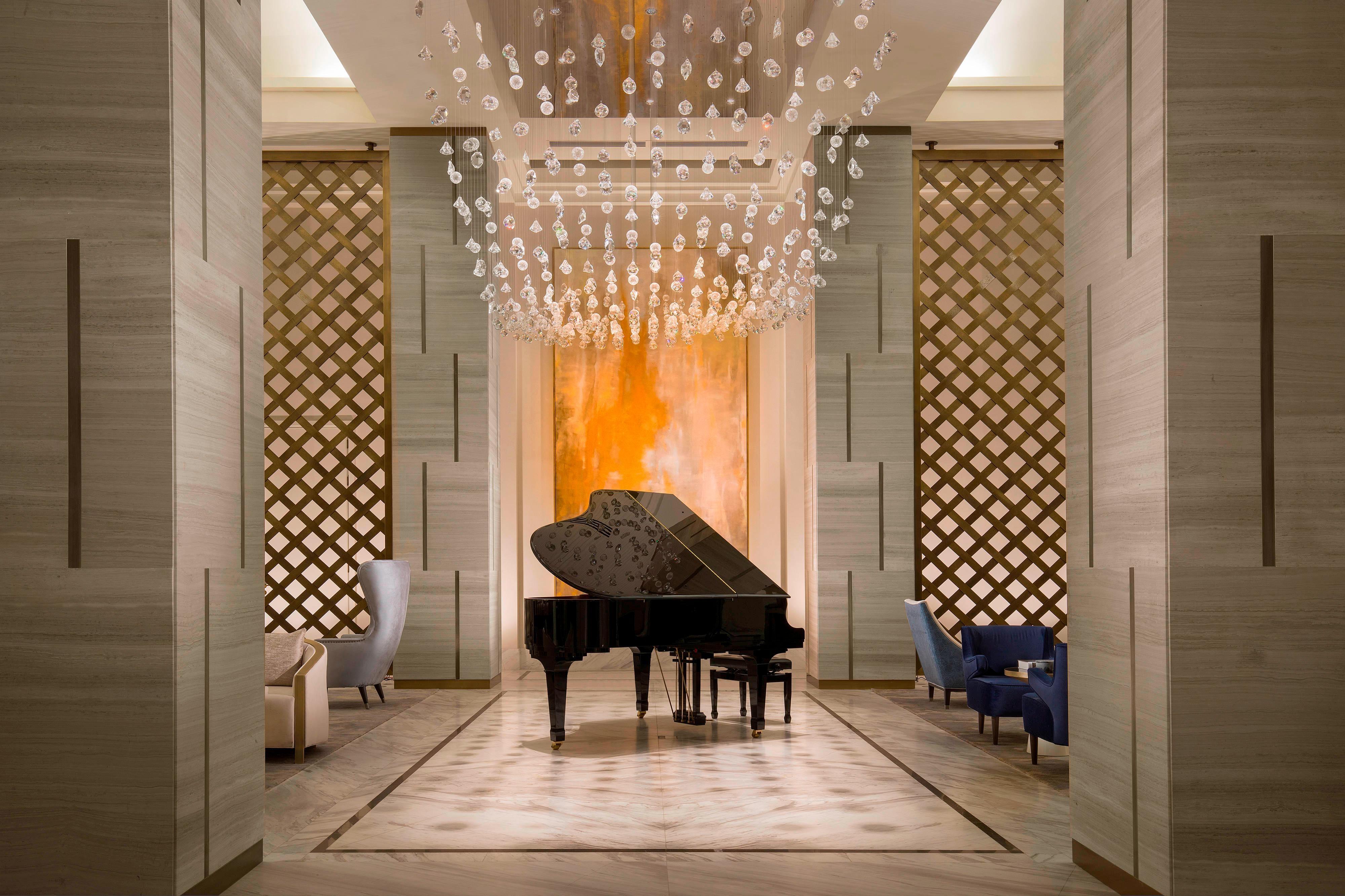 Grand Piano at Lobby