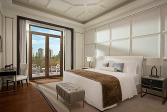 Королевский люкс – спальня
