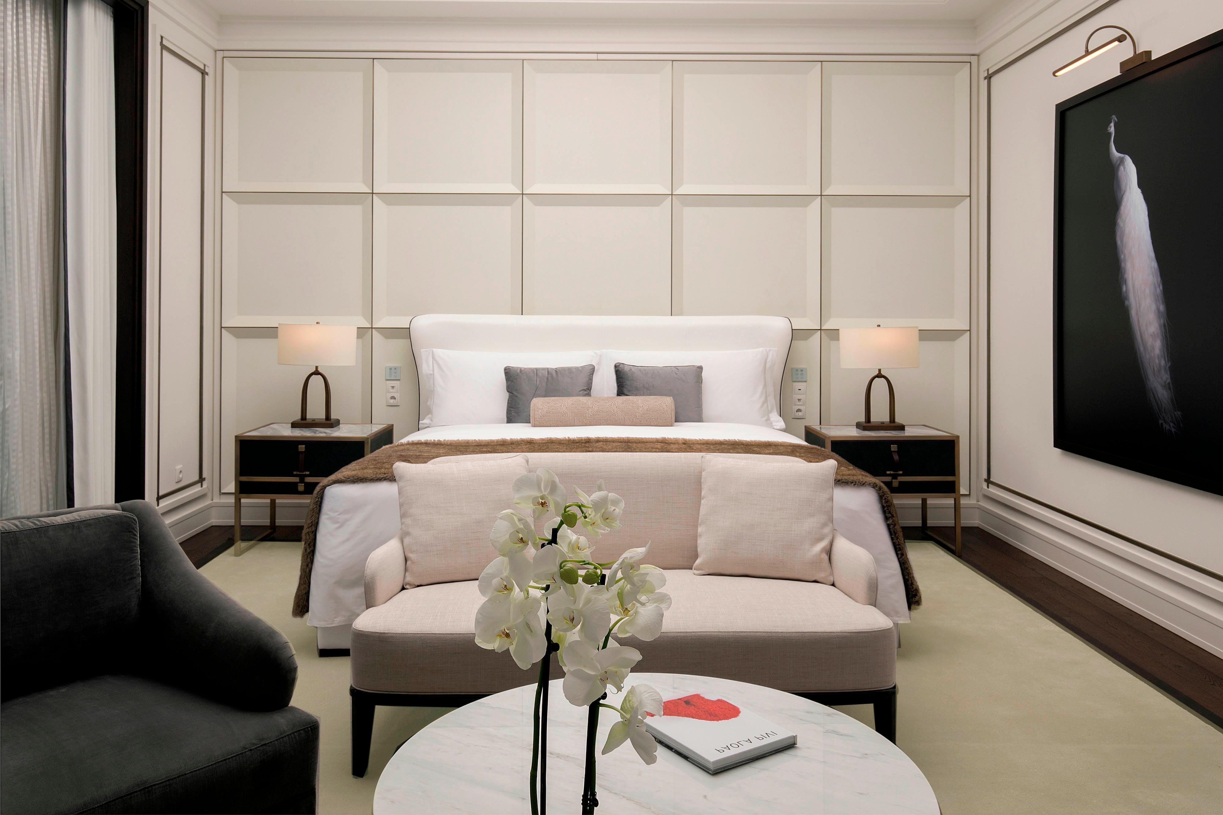 Спальня люкса St. Regis
