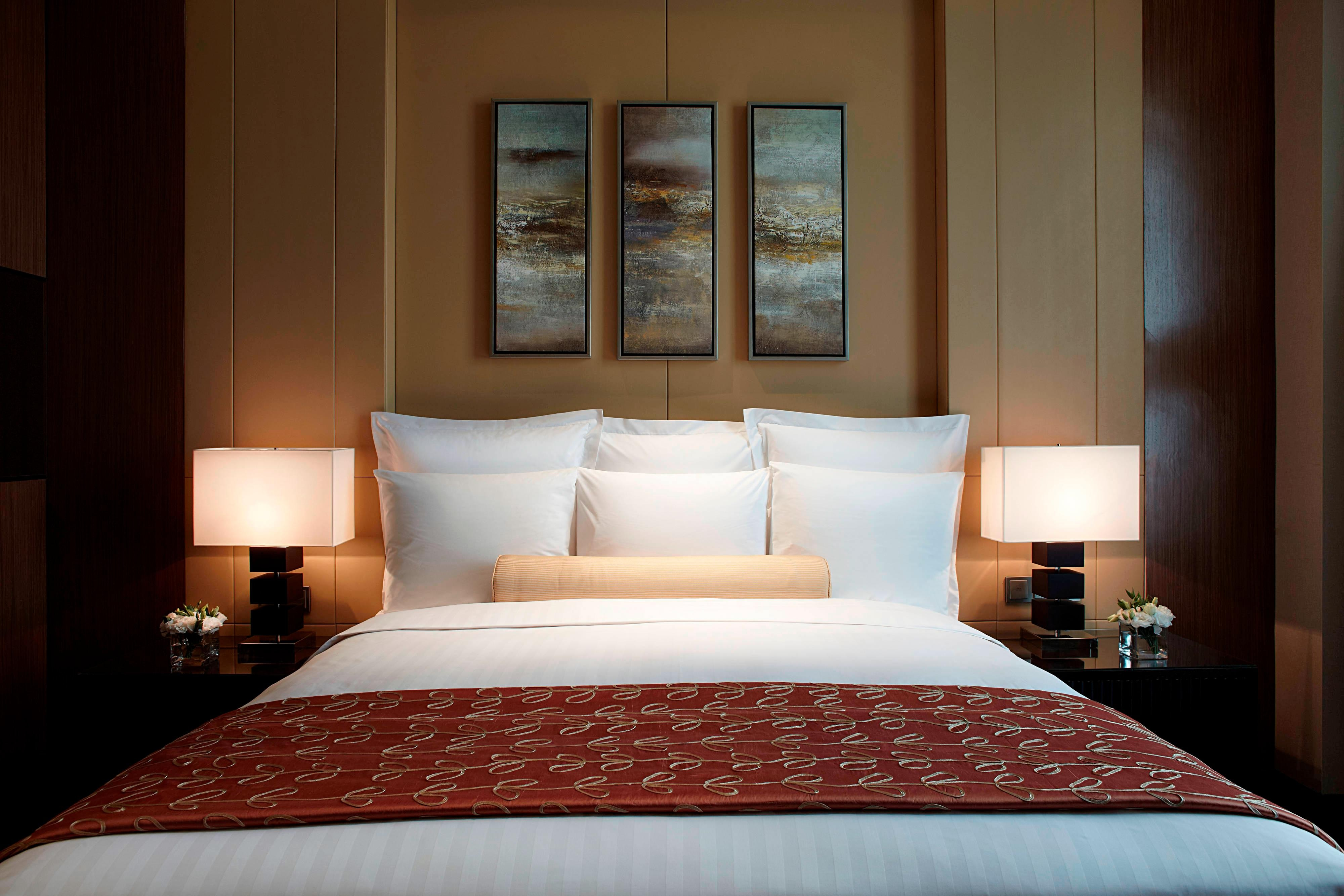 The Lakeview Tianjin Marriott Executive Apartments