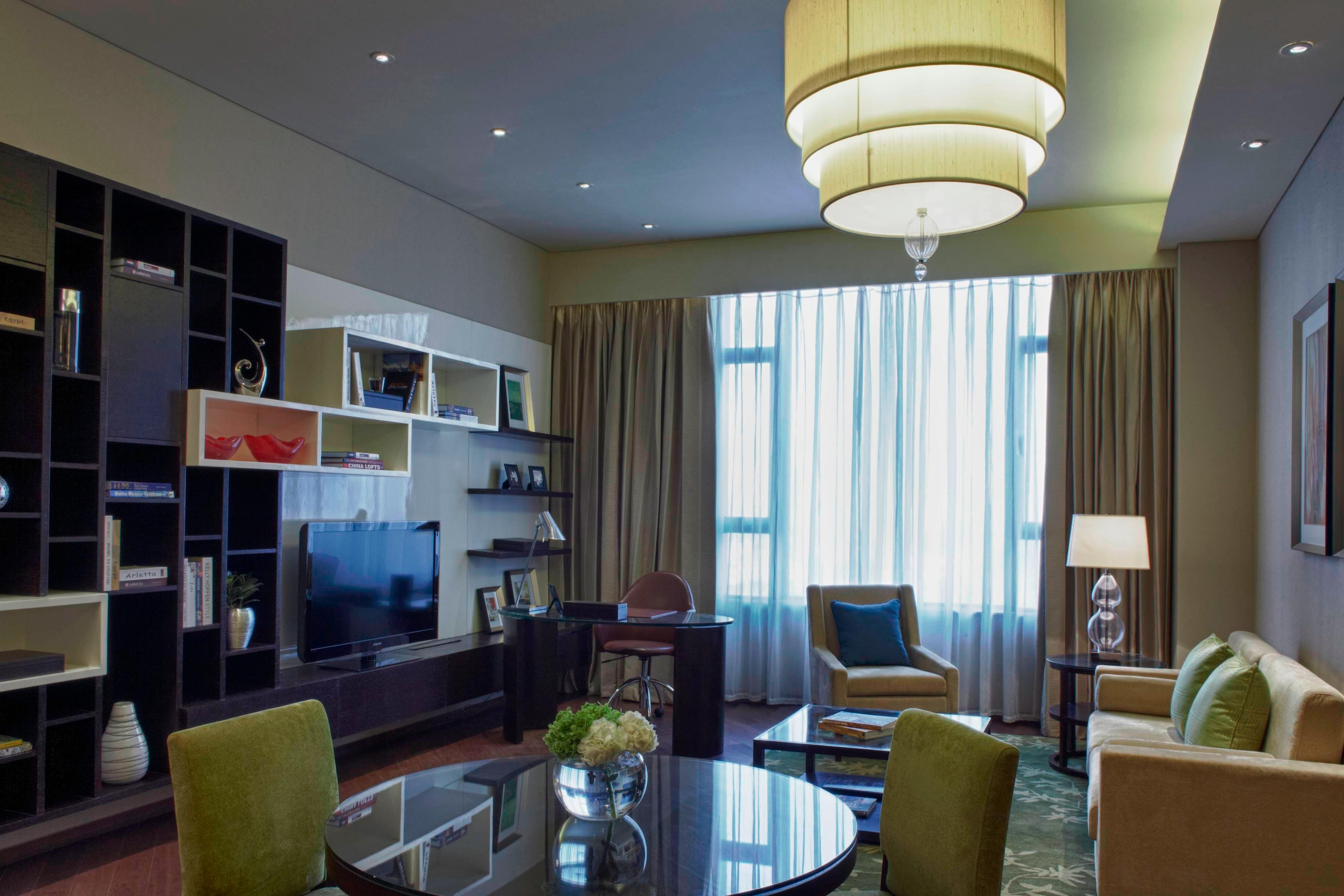 Tianjin Marriott Executive Apartments, Tianjin corporate housing