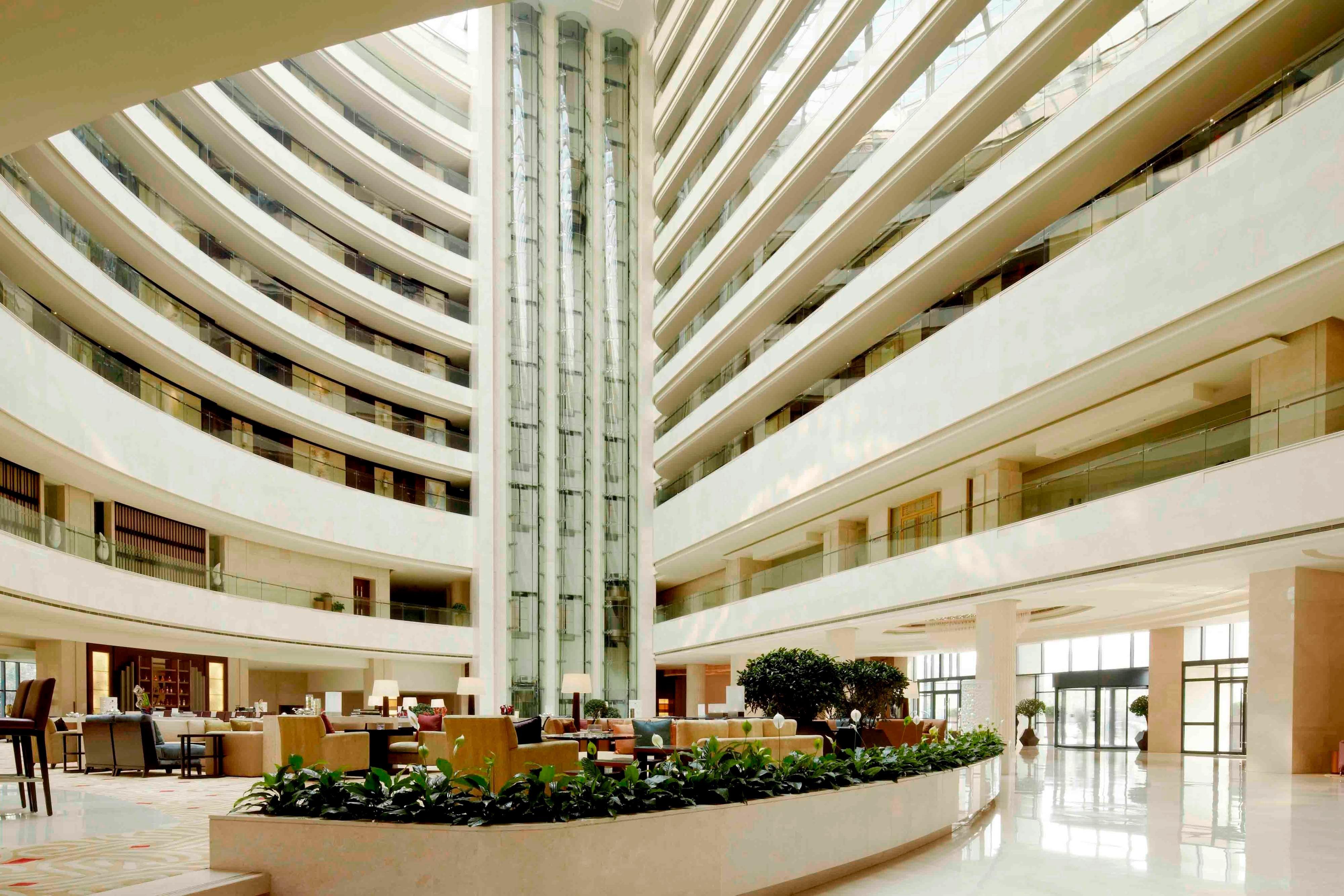 Lobby Corner View