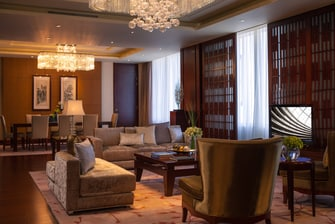 Chairman Suite - Living Room