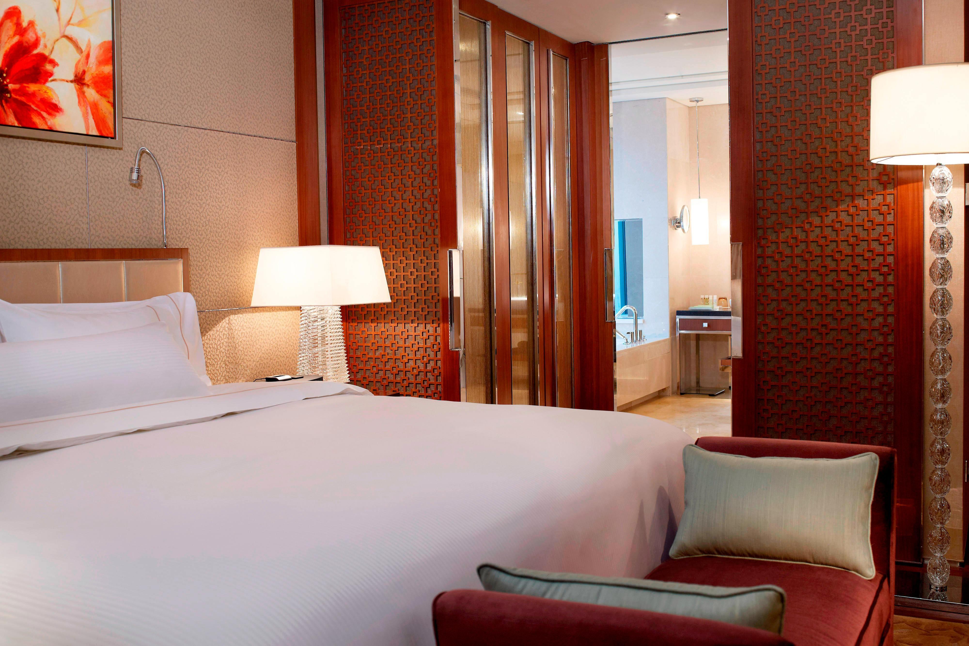 Deluxe Suite – Schlafzimmer