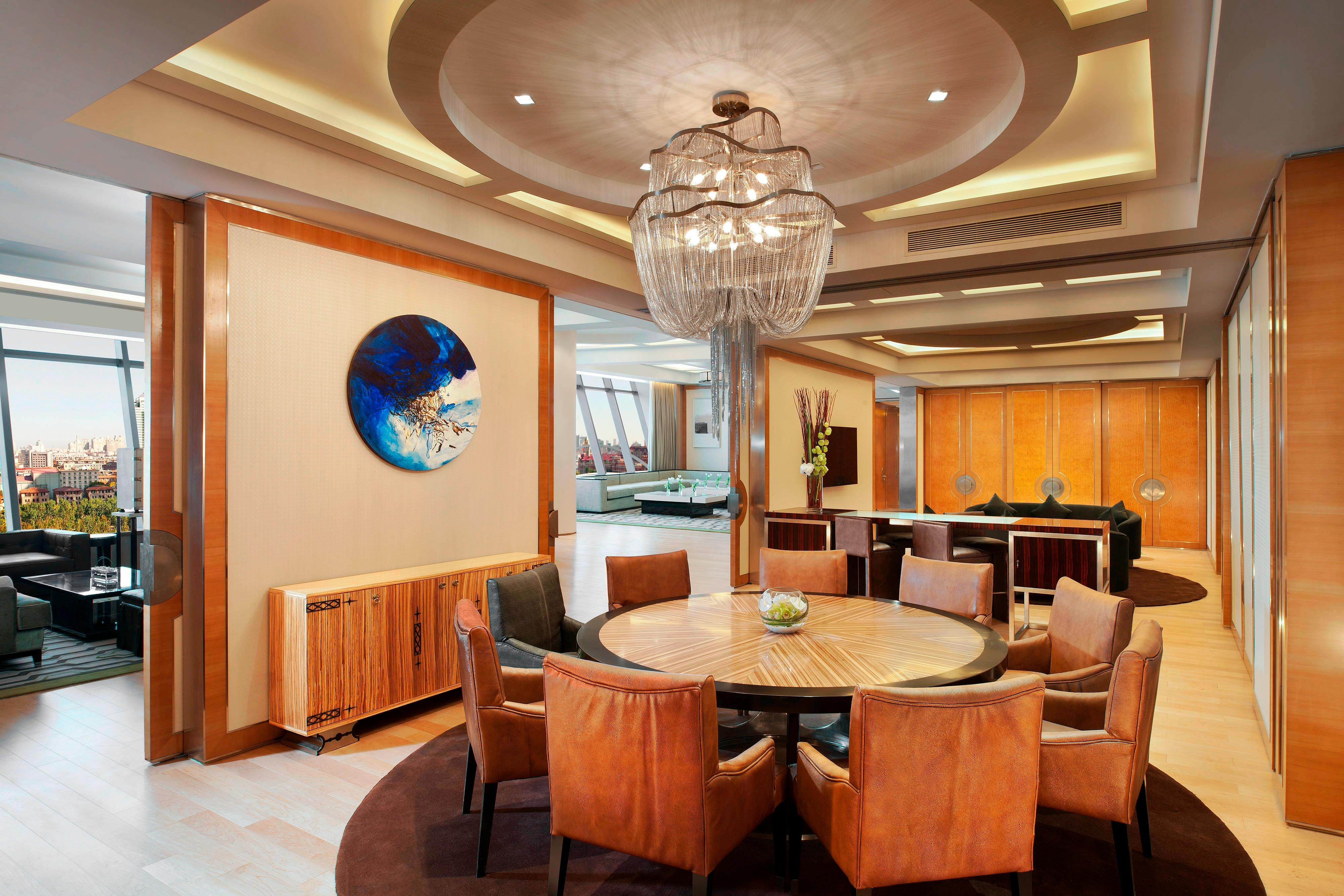 President Suite - Dining Room