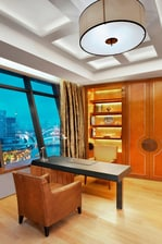 Presidential Suite - Study Room
