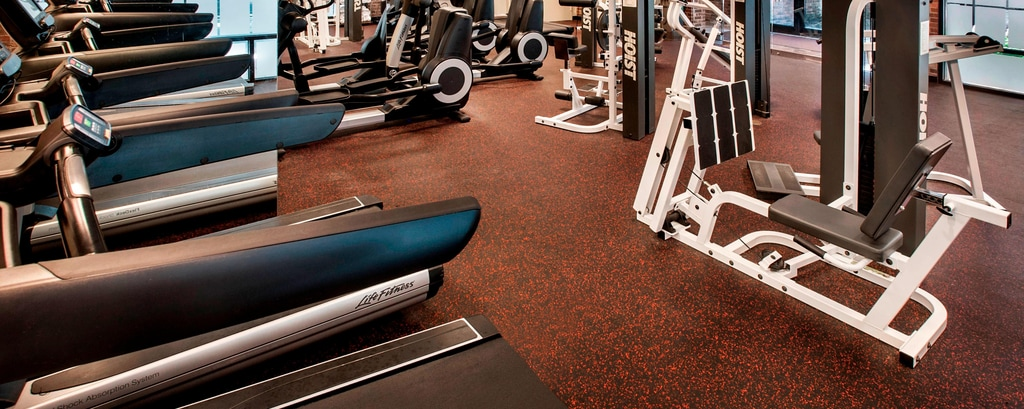 Hotel in Princeton mit Fitness Center