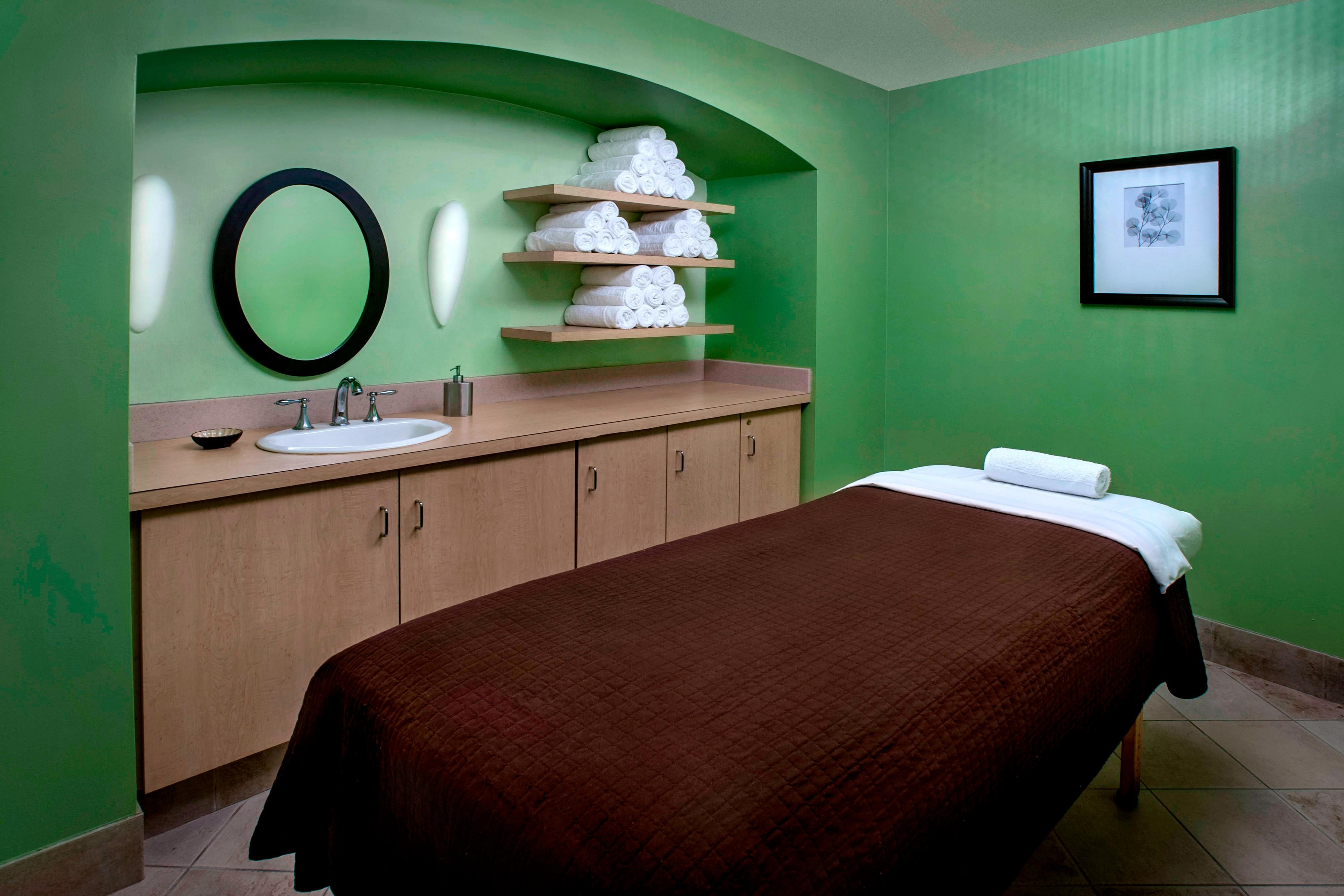 Spa hotels in New Jersey