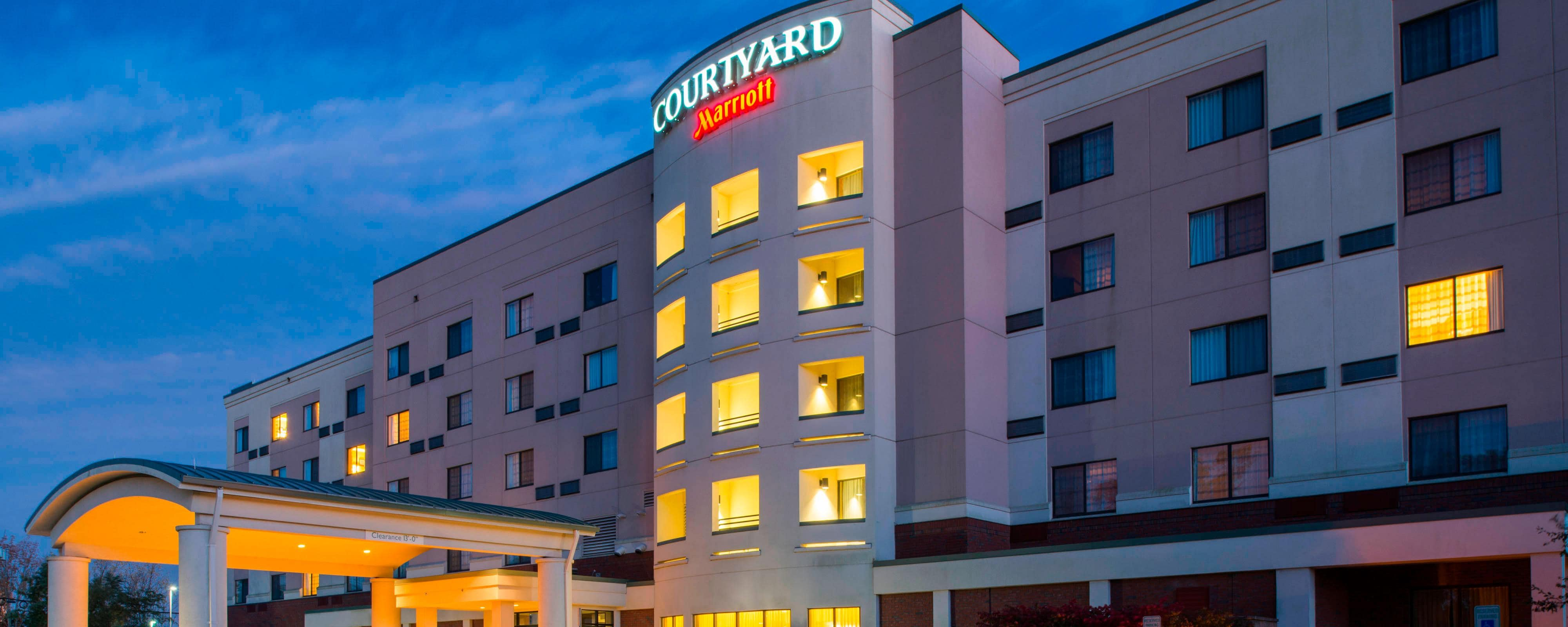 Hotels Near The College of New Jersey