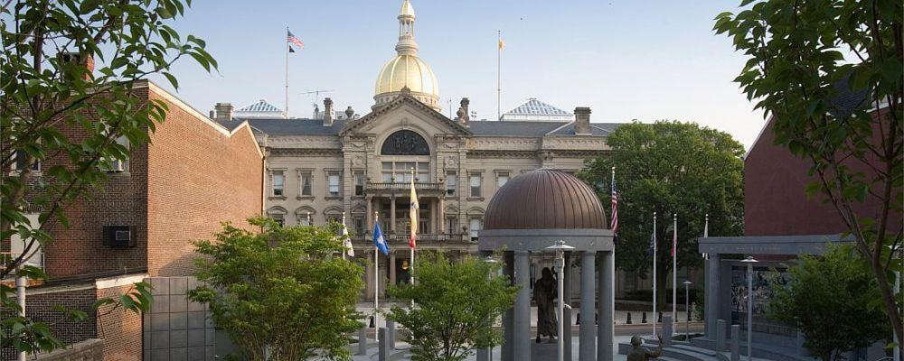Nj State House New Jersey Capitol