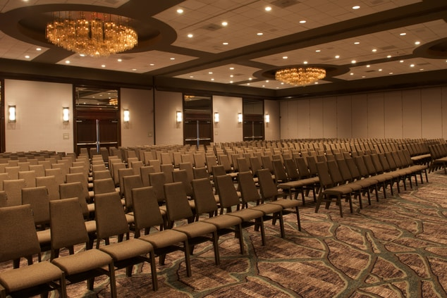 Extensive Meeting Space