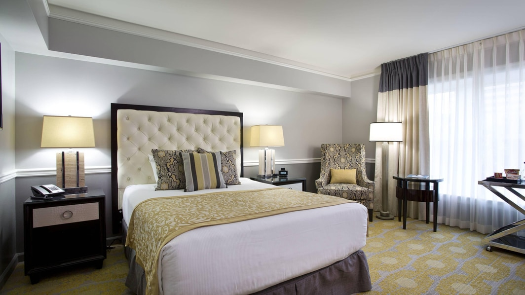 Executive Queen Guest Room