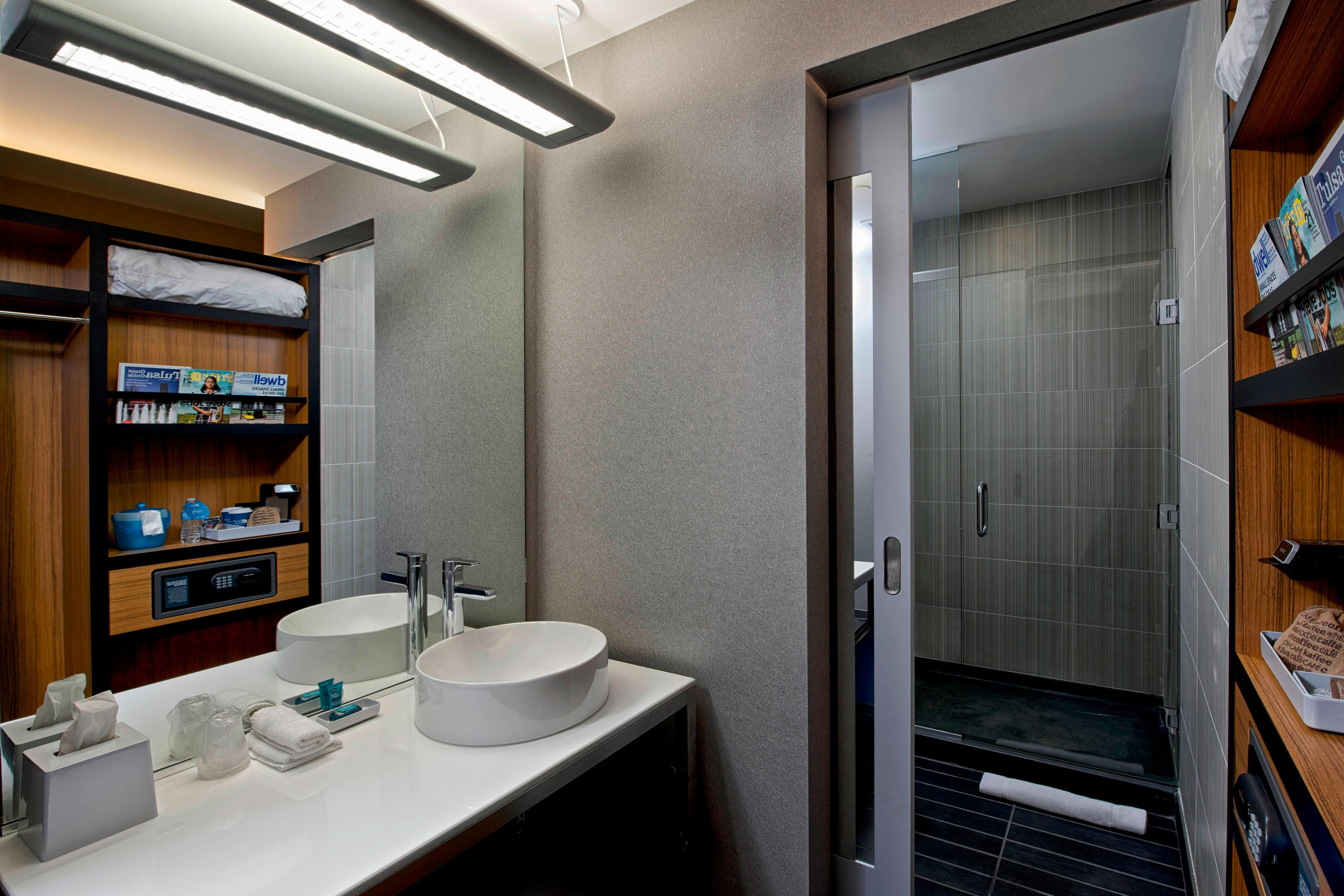 Aloft Tulsa Downtown Hotel Amenities Hotel Room Highlights
