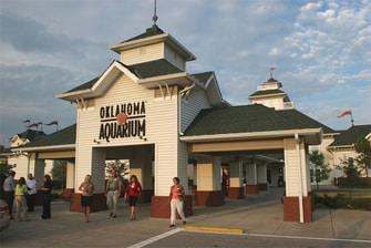 Tulsa Oklahoma Aquarium